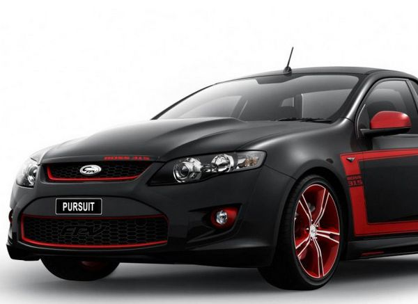 Ford Performance Vehicles of Australia will be launching all new limited edition Pursuit Ute. Powered by a 5.0 liter supercharged V8 engine which is mated to a ZF six speed automatic transmission with sequential sport shift that transmits 422 hp and 545 Nm to its rear wheels, only 75 units of Pursuit Ute will be on sale.