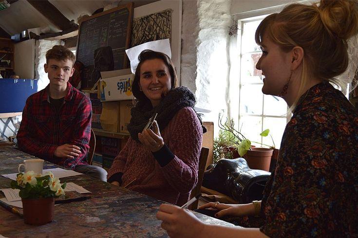 Rozhovor se žáky demokratické školy Sands v Devonu