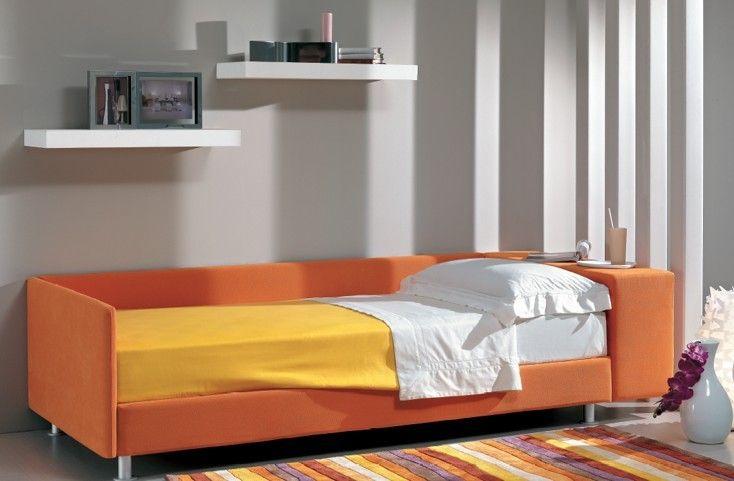 BADROOM - centri camerette specializzati in camere e camerette per ragazzi - divano letto imbottito