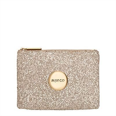 Sparks Fly Pouch in Milkyway...don't ever let anyone dull your SPARKLE. #mimcomuse