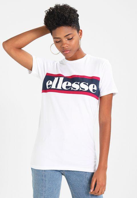 9ccc2e2d Ellesse REGINA - T-Shirt print - optic white - Zalando.at | Buy ...