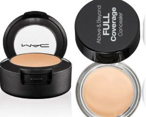4. MAC Studio Fix Concealer VS NYX Full Coverage Concealer | Splurge Or Save: The Best MAC Drugstore Makeup Dupes