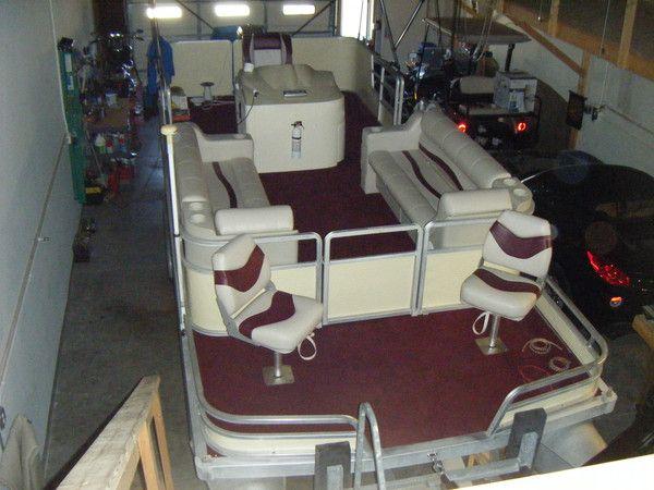 Pontoon Boats, Pontoons And Pontoon Boat Seats On Pinterest