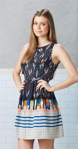 Só na Antix Store você encontra Vestido Remo com exclusividade na internet