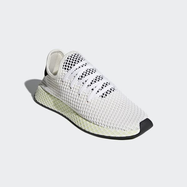 adidas Deerupt Runner Shoes - White | adidas US | Compras