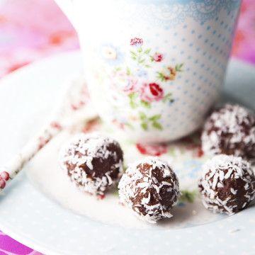 LCHF Chokladbollar