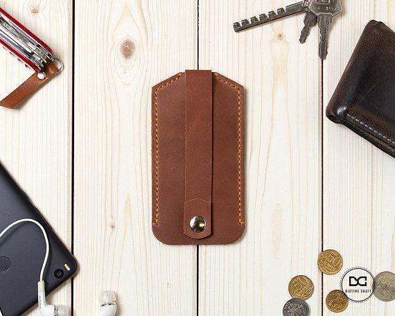 Brown key holder brown keychain key holder for men leather