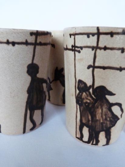 30 best images about de cer mica on pinterest mesas for Banos decorados con ceramica