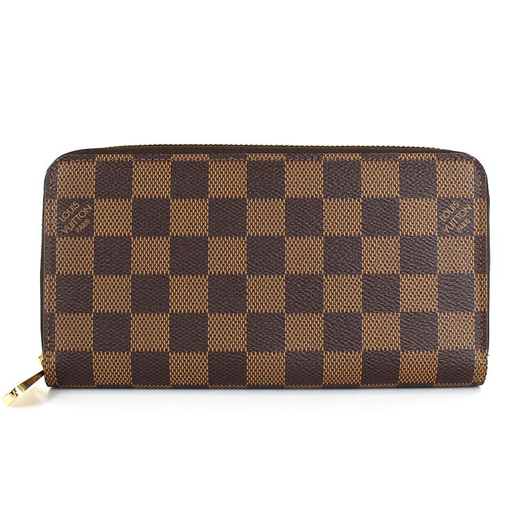 "LOUIS VUITTON N41661 DAMIER EBENE ZIPPY WALLET[Price]JPY 84,800 *Approximately US $762.61[Condition]""BRAND-NEW item"""