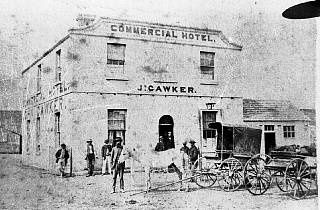 Cawker's Commercial Hotel