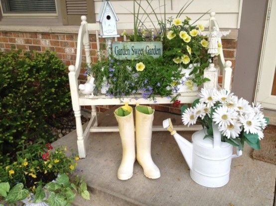 Cool 25 Best Ideas About Summer Front Porches On Pinterest Easy Diy Christmas Decorations Tissureus