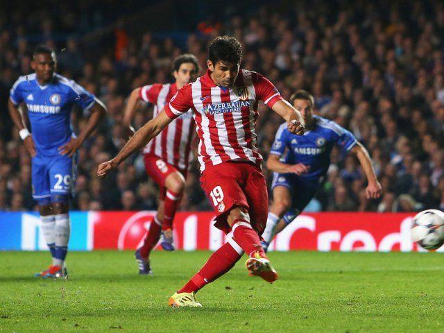 Hasil Semifinal Liga Champions 2014 Chelsea vs ATM