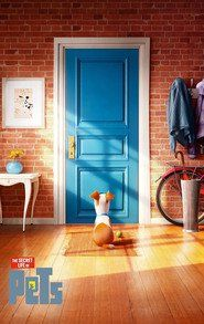 The Secret Life of Pets [2016] Full Movie Watch Online