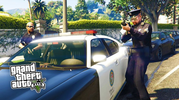 GTA 5's Police Could Use Some Tweaking