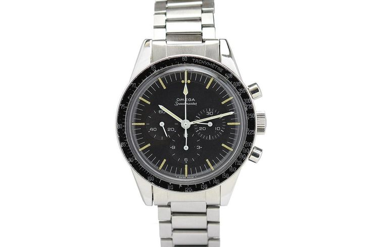 """1965 Omege Speedmaster aka """" Ed White """" Watch For Sale - Mens Vintage Chronograph"""