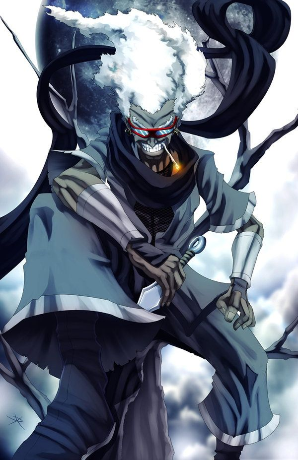 Anime Characters Katana : Best images about afro samurai on pinterest anime