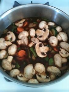 Barley Soup Recipe - vegetarian, low carb  www.everythingfitabulous.com