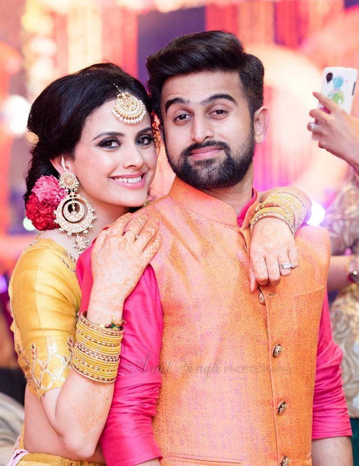 Harmonic couple! Photo by AMIT Photography, Lucknow #weddingnet #wedding #india #indian #indianwedding #ceremony #realwedding #bride #groom #indianweddingoutfits #outfits #photoshoot #photoset #hindu #photographer #photography #inspiration #gorgeous #fabulous #beautiful #colourful #bright #emotions #colors #colourful #bestmoments #smiles #weddingportraits