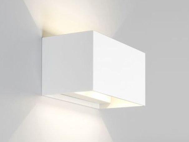 Aplique LED con luz directa-indirecta BOXX - Wever & Ducré / exteriores