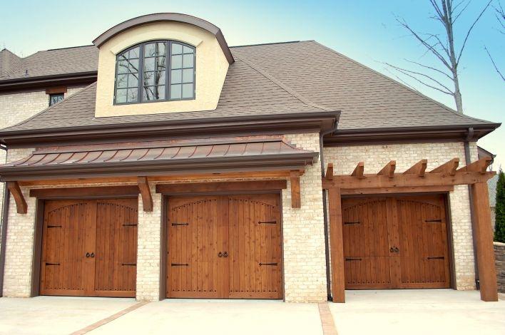 10 best custom wood doors images on pinterest custom for Gastonia garage door