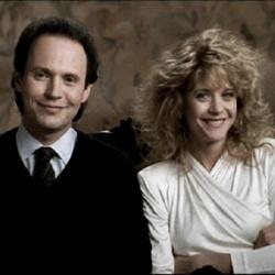 Billy Crystal and Meg Ryan