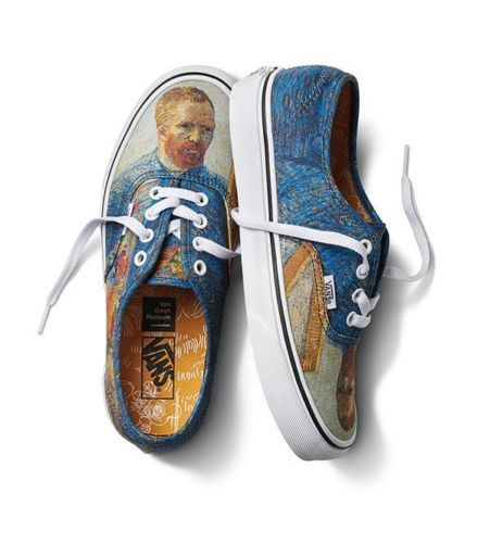 6d7d6c1c1a Vans has collaborated with the Van Gogh Museum to launch a collection of  sneakers and apparel inspired by the Dutch painter s iconic masterpieces