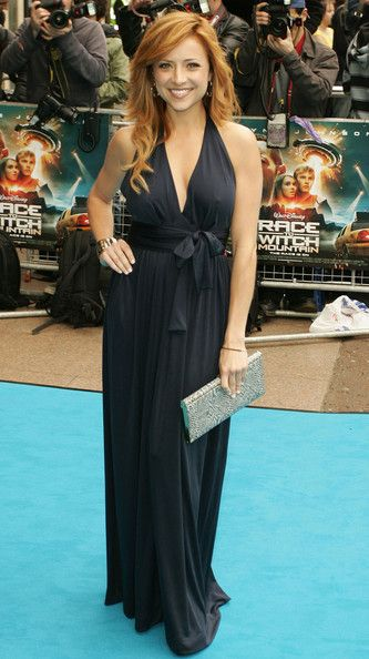 "Christine Lakin Photos Photos - The premiere of ""Race to Witch Mountain"" at the Odeon West End Cinemas in Leicester Square. - London Premiere of ""Race to Witch Mountain"""