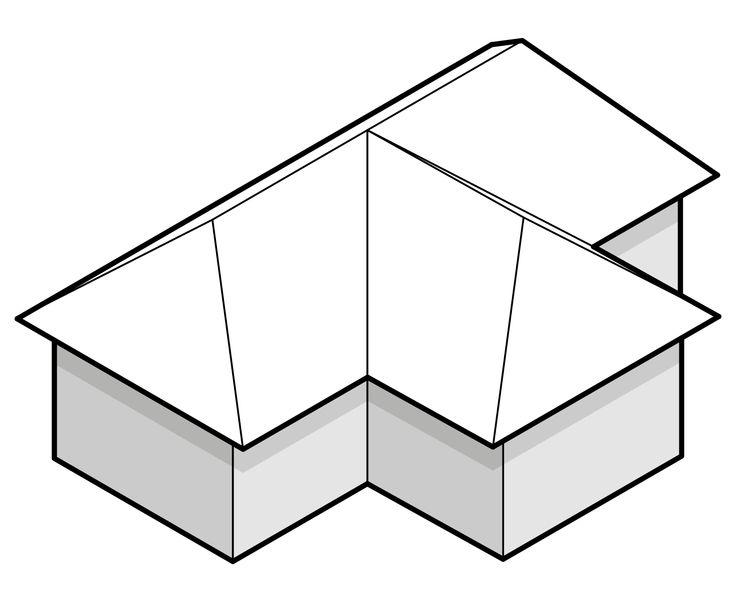 13 best random images on pinterest home ideas good for Hip roof advantages and disadvantages