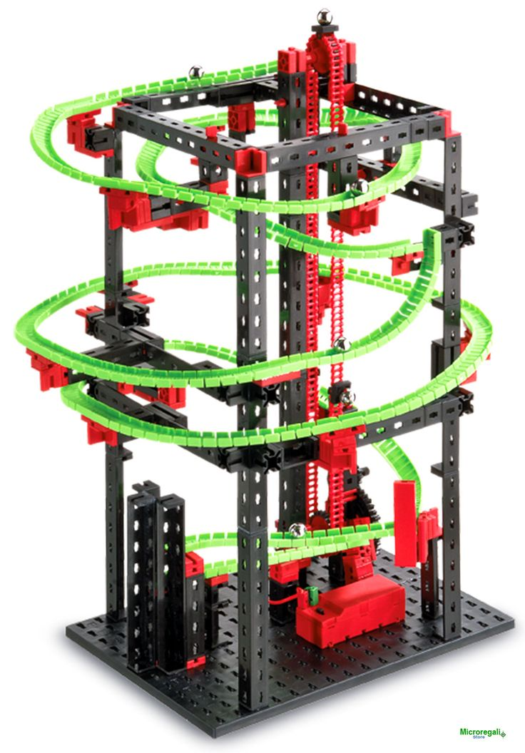 fischertechnik 5511932 set costruzione Dynamic 7 modelli eta' 9 anni