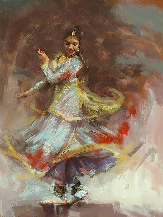 Mughai, Maryam - Classical Indian Dancer