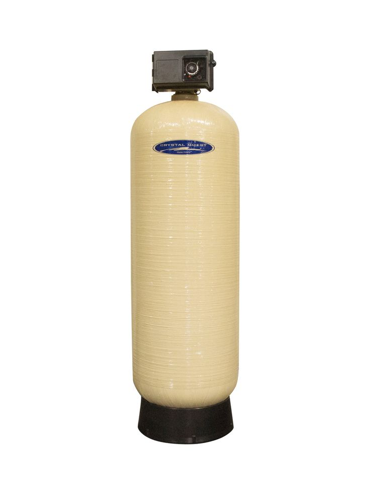 Granular Activated Carbon Water Filter System - 7 cu.ft.