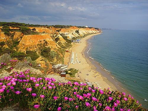 Portugal - Praia Da Falesia