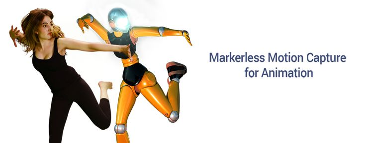 Organic Motion develops the world's only professional markerless motion capture software and systems.