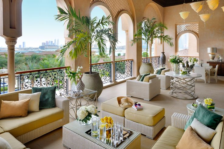 One&Only The Palm, Dubai Located just off the... | Luxury Accommodations