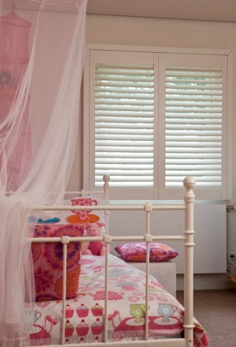 Slaapkamer - Jasno Shutters & Blinds