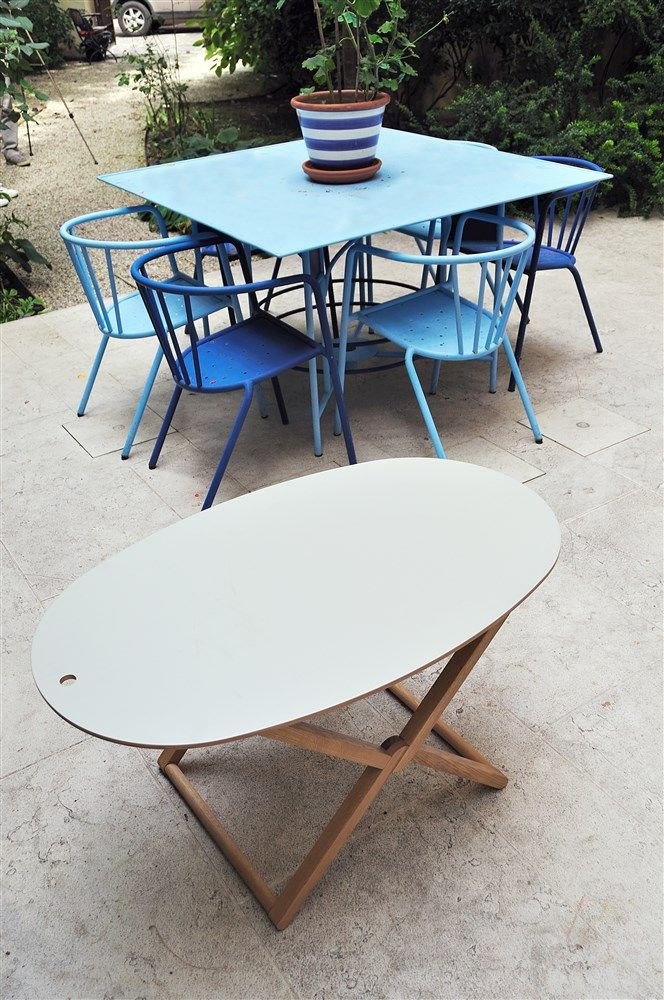 Treee mini table, design Luciano Bertoncini, Caon arreda
