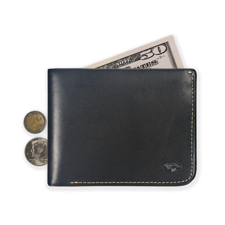 02 Hide & Carry Wallet _ Black