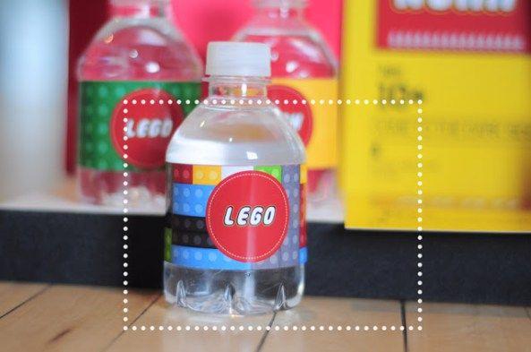 Free Lego Printable Party