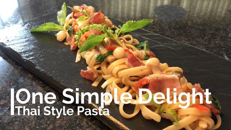 Let's make some Pasta (Thai Style)