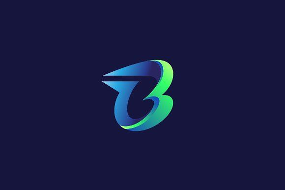 Letter B Business Logo Templates **Awesome Logo Design Template** you can use this logo for any business.This design has **EXTENDED by nospacestore
