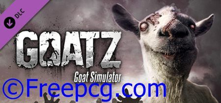 Goat Simulator: GoatZ Free Download PC Game