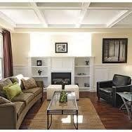 Rectangular Living Room Home Design Photos
