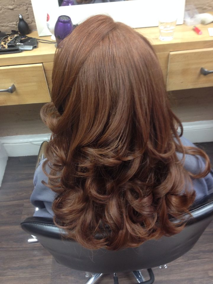 Curly Blowdry Hair Pinterest Hair Hair Styles And