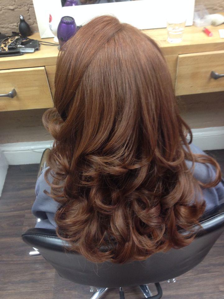 Curly Blowdry Hair Pinterest Hair Hair Styles And