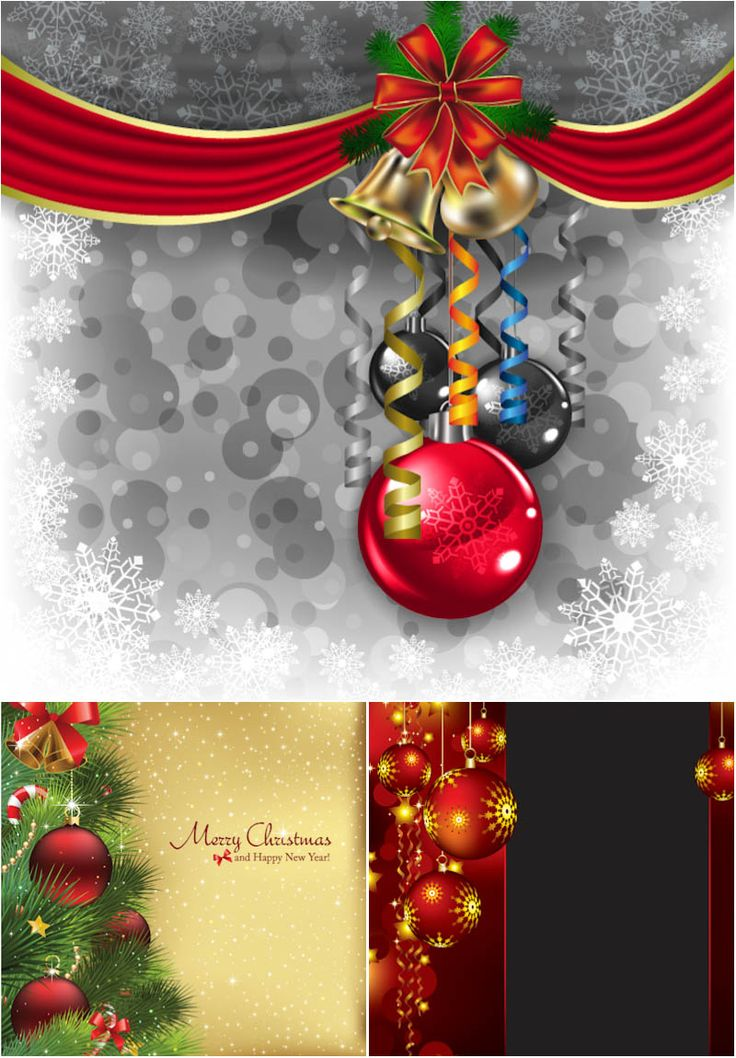 free ecard christmas party invitations%0A Xmas background vector