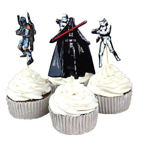 BETOP HOUSE Set of 24 Pieces Star Wars Theme Party Decora... http://www.amazon.com/dp/B01C3USOKW/ref=cm_sw_r_pi_dp_A1egxb1S3BQ9Q
