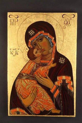Marina Forbes, Artist > Lectures > Russian Icons: 1,000 Years of Tradition