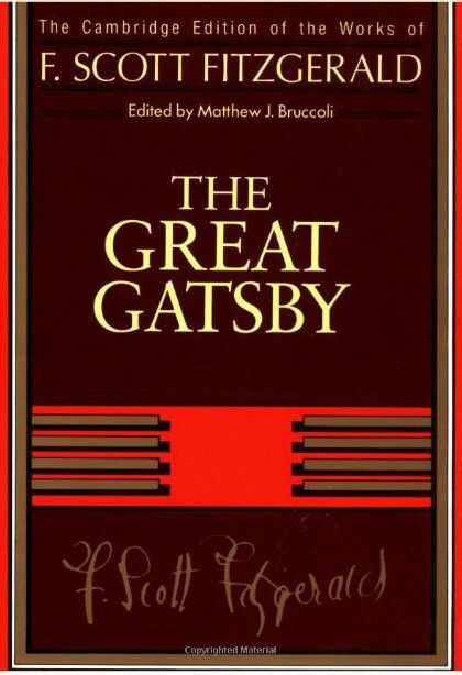the linguistic style of f. scott fitzgerald in the great gatsby essay F scott fitzgerald's novel 'the great gatsby' includes a number of literary   those casual mentions are a type of rhetorical device called an allusion  how  do authors use language to make their writing vivid and meaningful to the reader  f.