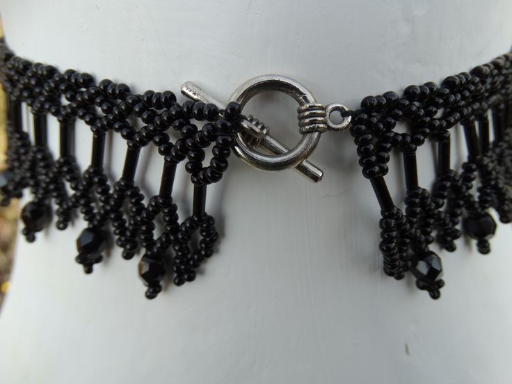 Ketting Black Gothic zoom in