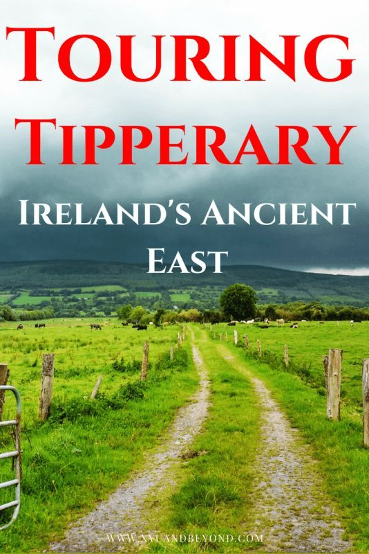 Tipperary is located in Ireland's Ancient East and touring Tipperary by car is a brilliant way to see much of Ireland's ancient heritage sites.#Ireland #travelIreland #tipperary #historicsitesinIreland #Irishhistory #heritageIreland #visitIreland #whattoseeinIreland